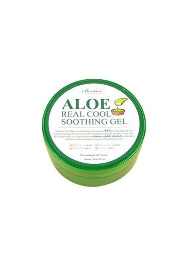 Benton Aloe Real Cool Soothing Gel - Aloeveralı Ferahlatıcı Jel Renksiz